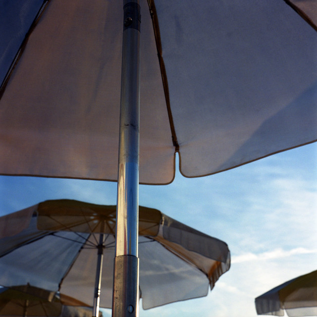 sunbrella three (with pole)