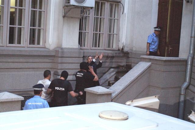 Dan Diaconescu Arestat Foto  Un Fotograf