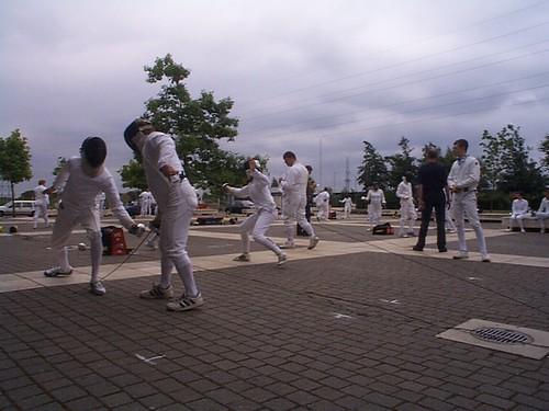 Cambridge Open Air 2001