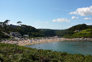 Maenporth Beach, Falmouth | by Tim Green aka atoach