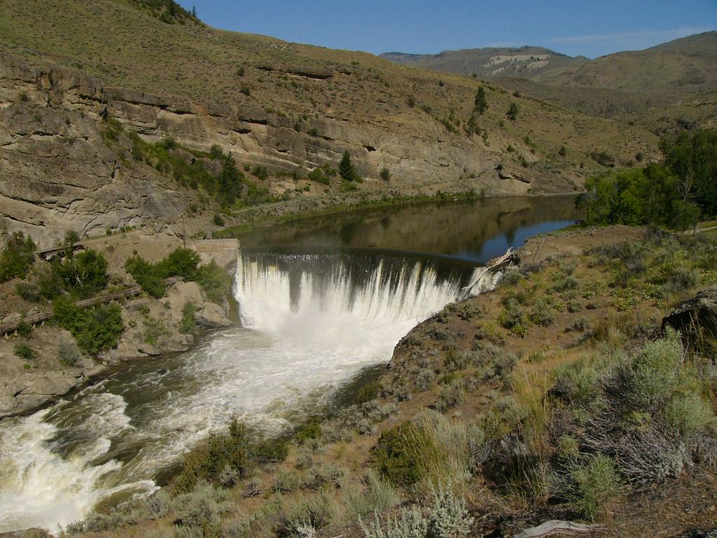 Enloe Dam_June 2007