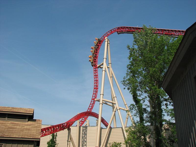 Maverick Rollercoaster