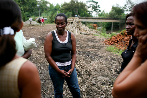 A femal farmer near Santander | by World Bank Photo Collection