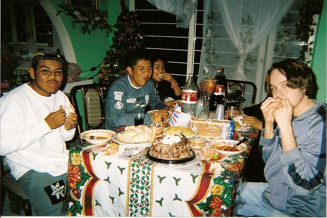 Mexico Christmas Dinner.Christmas Dinner In Mexico 06 Zack Quaintance Flickr