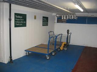 CityStore - Free Trolleys