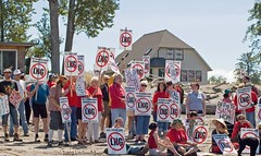 Puget Island says NO to LNG! | by kitchenmage