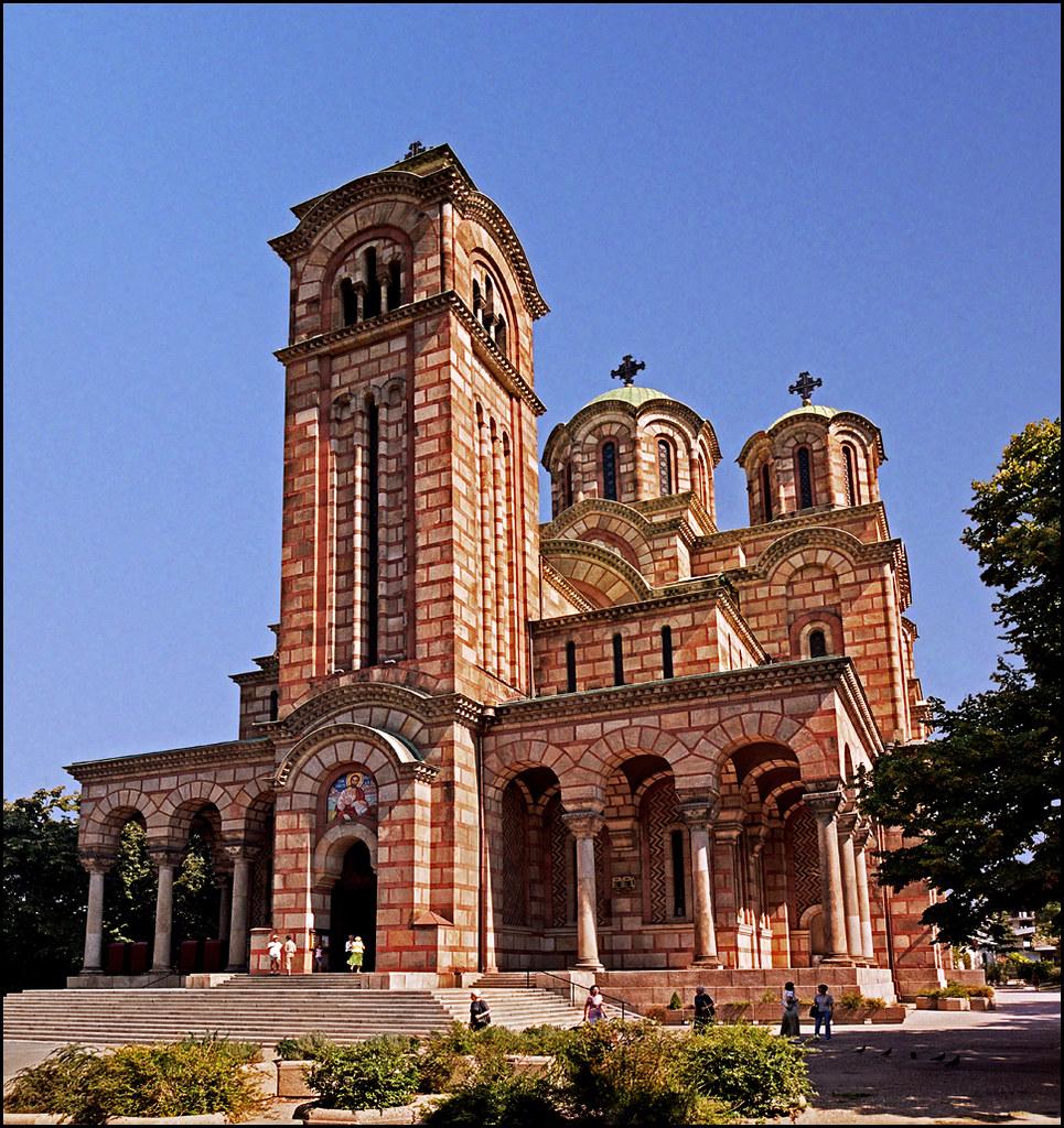 St. Mark's Church, Belgrade | St. Mark's Church (Serbian: Цр… | Flickr