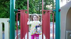Juliana at Playground