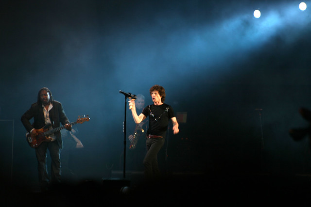 The Rolling Stones - Isle of Wight Festival 2007