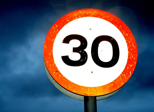 Slow down Arthur, Stick to Thirty | by bicameral