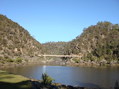 Cataract Gorge and First Basin [Launceston]