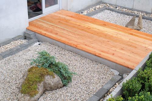 Zen Garden, analoge Variante