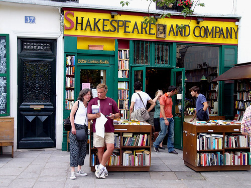 Paris _ Shakespeare and Company | by Kathleen Tyler Conklin