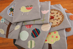 in the shop: tiny totes | by SouleMama