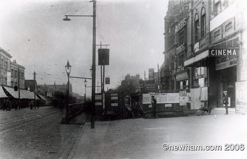 Forest Gate Cinema 1930 | by Newham.com
