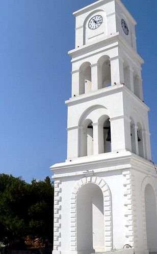 Bell Tower in Adamas | by Second City Warehouse