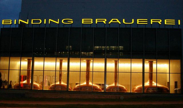 Brewery in Frankfurt