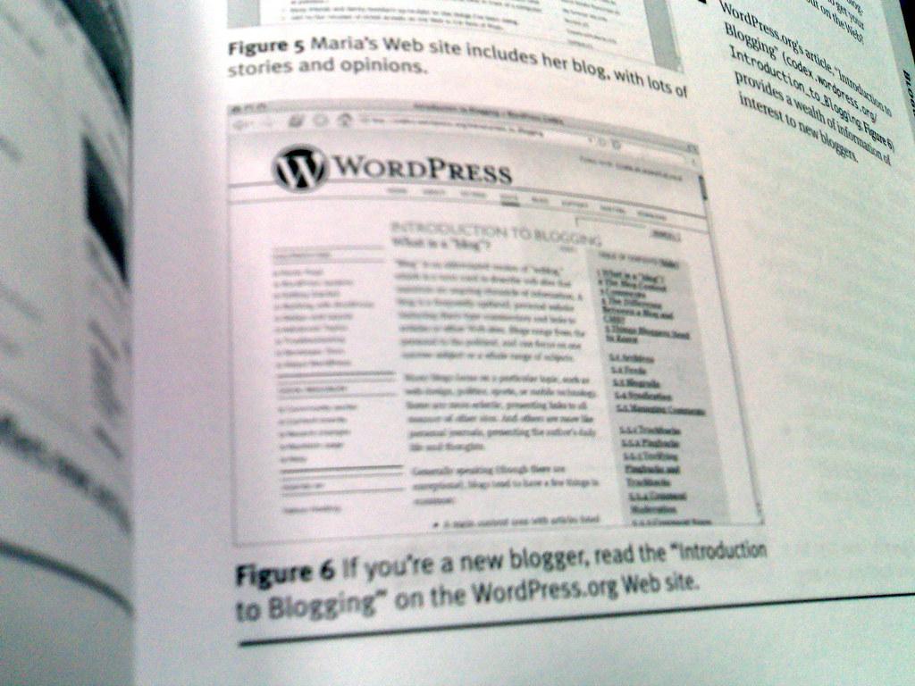 WordPress in Print
