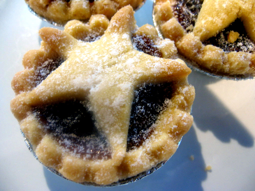 picture of a mince pie