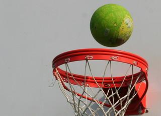 Basketball with SpongeBob   by steve9567