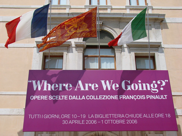Venise, la fondation Pinault