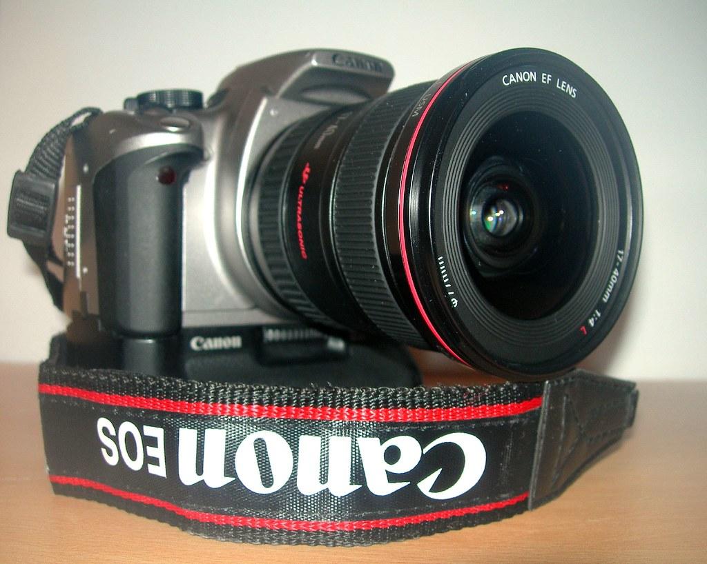 Canon 17-40mm f4 L on Canon 350d | Canon 350d Digital Rebel