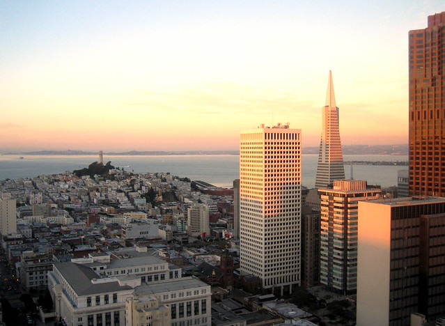 SF from the bar at the Grand Hyatt 2