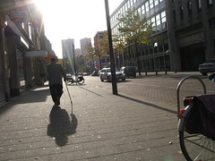 people in Rotterdam