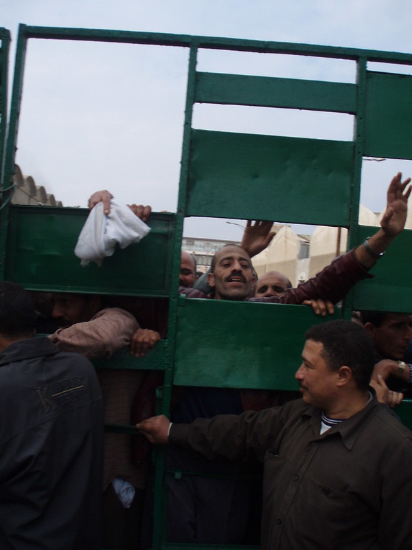 Strikers rushed to factory gate, hearing news the govt has responded to most of their demands