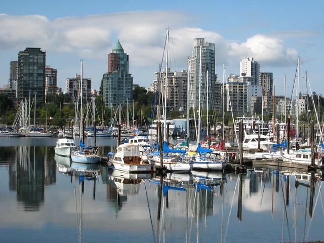 Cityscape, Vancouver