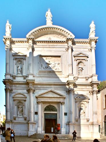 San Rocco Church, Venice