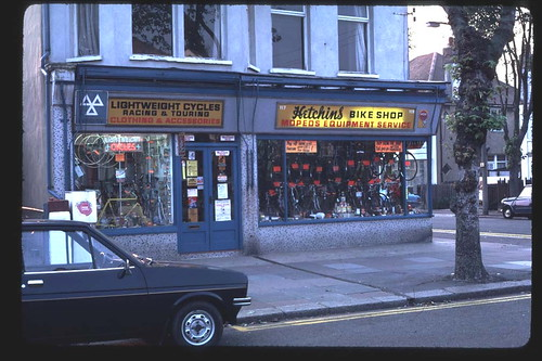 Alf Hetchins last shop at 117-119 Hamstel Road, Southend-on-Sea. | by bobbiker