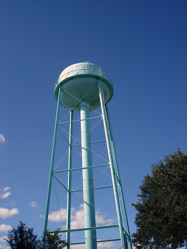 new haven water michigan watertower