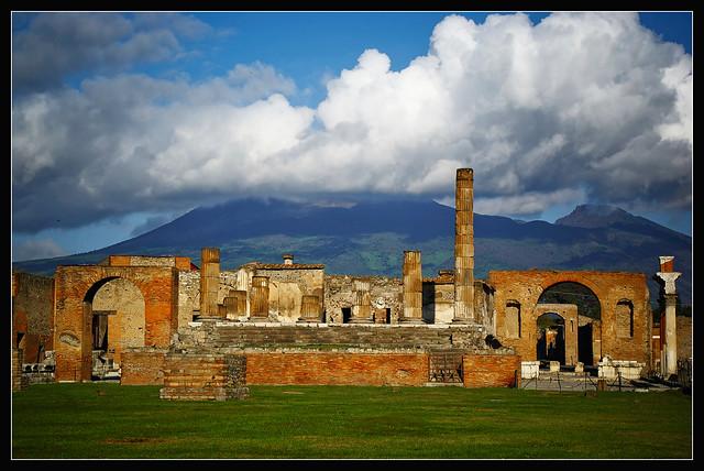 Pompeii: Jupiter Temple
