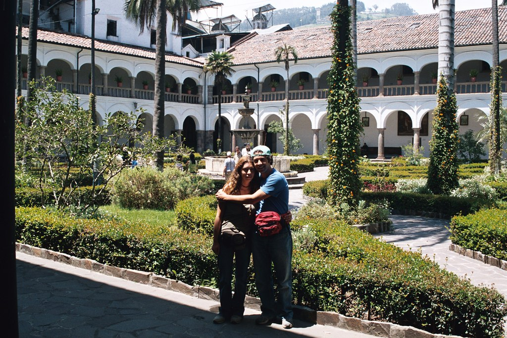 Arquitectura Colonial Quito Colonial Architecture Quito Flickr