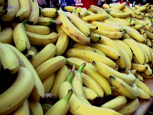 Bananen für die Sieger