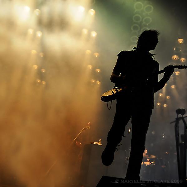 Robin Finck   Nine Inch Nails @ Atlanta 5/10/09