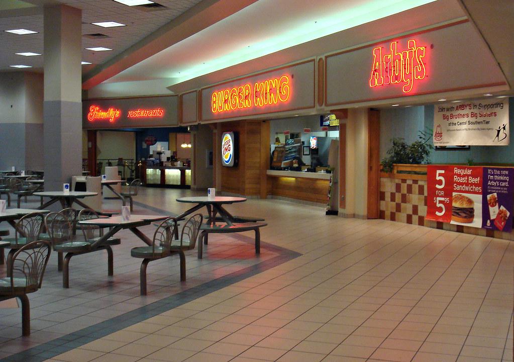 Burger King Arnot Mall