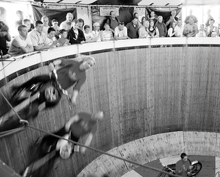 Wall of Death Riders | by Paul Stevenson