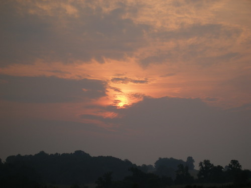 sunset sunrise country