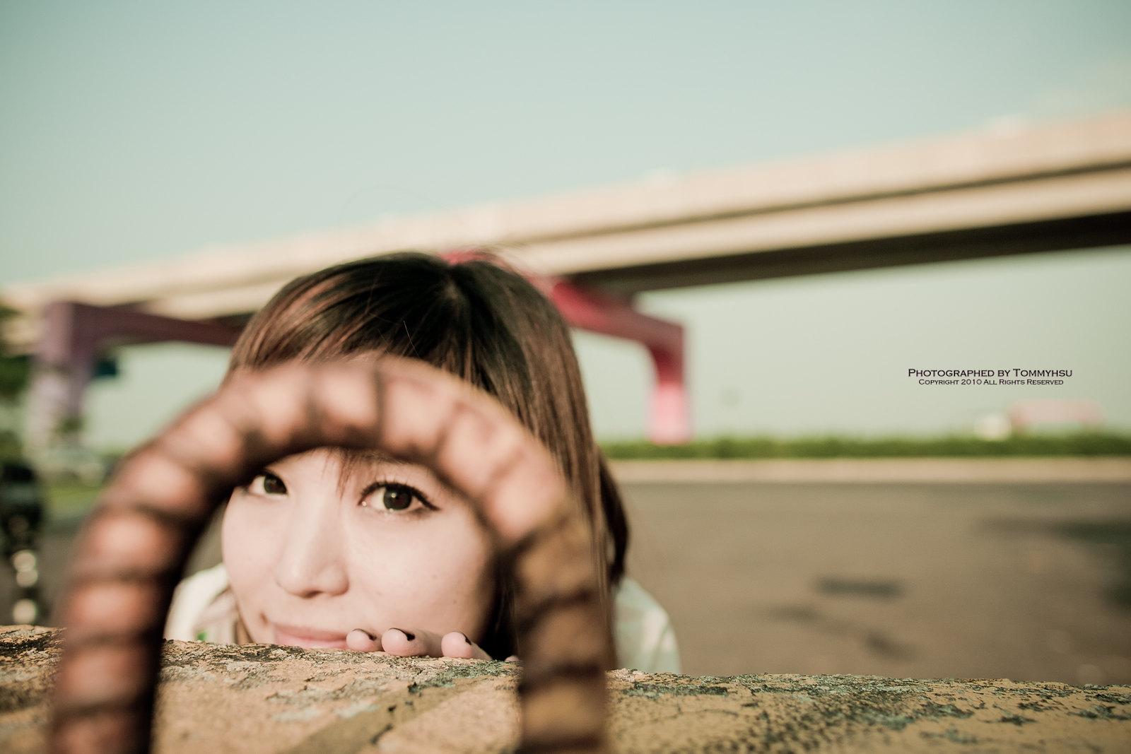 2010.10.28 彤彤青埔外拍