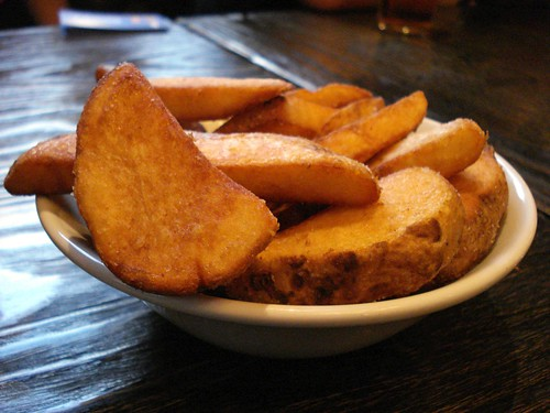 Chips at the Shooting Star near Liverpool Street | by Kake .