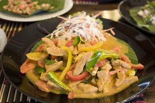 Choo Chee Curry at Taste from Heaven, Chiang Mai | by kippygo
