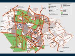 Glastonbury 2007 Site Map | by Chris Mou