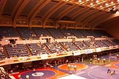 Cleveland Public Auditorium: Cleveland, OH.