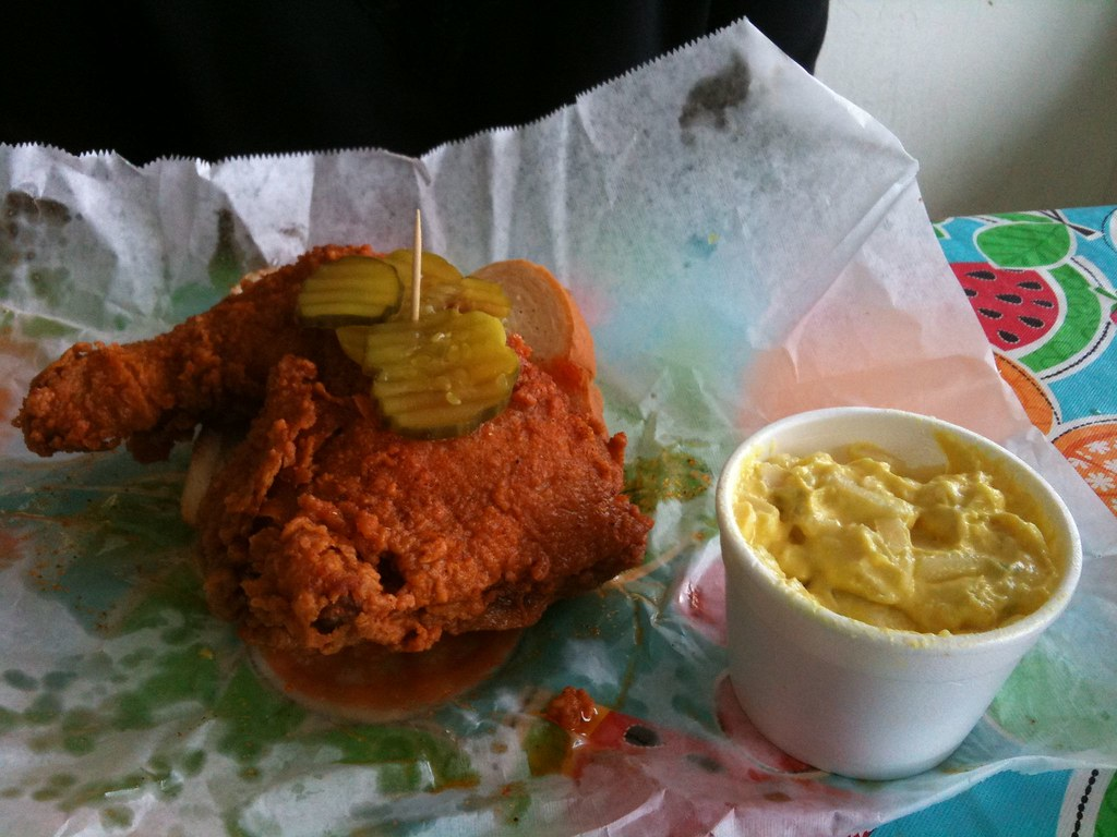 Prince's Hot Chicken Nashville