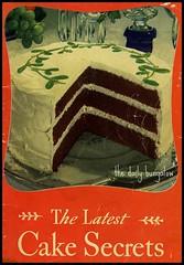 Swan's Down::The Latest Cake Secrets::1934