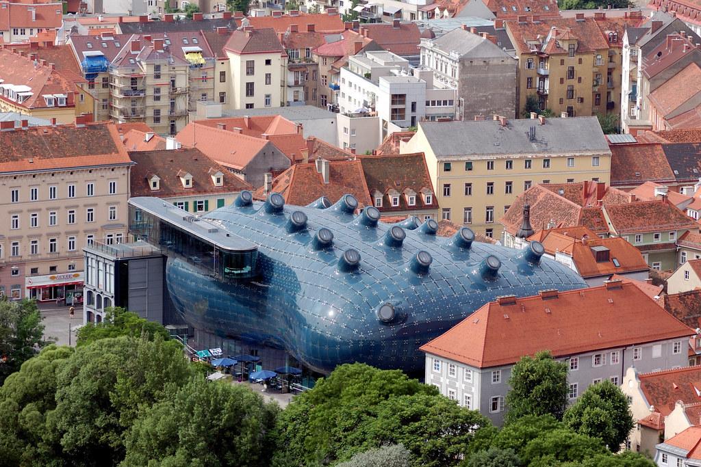 Matthias Gumhalter - Architect Graz / Austria