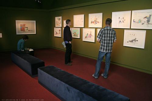 documenta 12 | Annie Pootoogook | 2003-2006 | Neue Galerie | by A-C-K