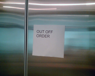 Out off order | by warrenski